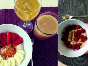 Haferbrei – Oatmeal  – Porridge