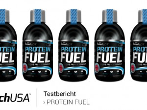 "Review: BioTechUSA ""Protein Fuel"""