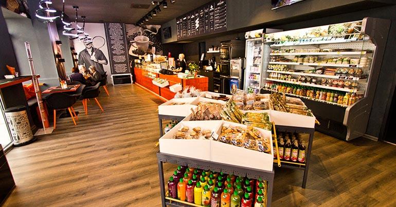 Update 1 - Low Carb Bistro & Shop in Wien