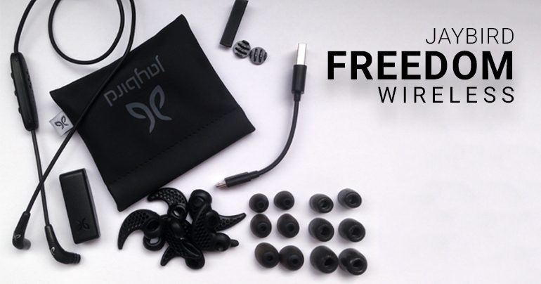 BroFitnessTeam Review - Jaybird Freedom Wireless